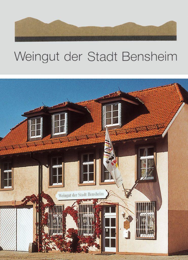 bergstrasse_roter riesling_Weingut Stadt Bensheim mit Logo