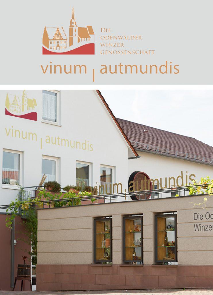 bergstrasse_roter riesling_Weingut Vinum Autmundis mit Logo